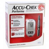 Accu-Chek Performa - глюкометр (комплект)