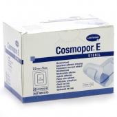 Самоклеящаяся стерильная повязка Cosmopor E Steril, 7,2х5 см