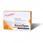 Раневая повязка ВоскоПран с воском, 7,5x10 см