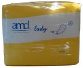 Женские урологические прокладки AMD Lady Extra, 28 шт.
