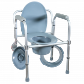 Amrus AMCB6808 - кресло-туалет, складное