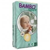 Abena Bambo Nature Midi 3 - подгузники для детей (5-9 кг), 66 шт.