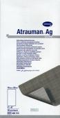 Мазевая повязка с серебром Atrauman Ag, 10х20 см