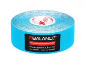 BBTape - кинезио тейп, голубой, 2,5 см x 5 м